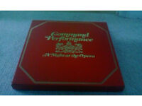 Command Performance - A Night at the Opera - box set of 7 LPs