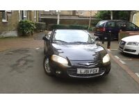 CHRYSLER SEBRING AUTOMATIC LEFT HAND DRIVE!! LOW MILAGE ONLY 75000 KILOMETERS! VERY GOOD RUNNER !!!