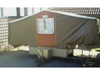 Dandy trailer tent 5 berth