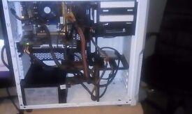 AMD gaming computer, pc
