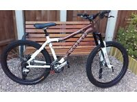 Kona five-o mountain bike