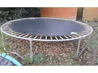 FREE - Jumpking 10 ft diameter trampoline