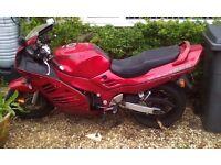 Suzuki RF900 Cherry Red