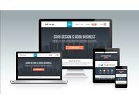 EXPERT WEB DESIGN   GET A WEBSITE FOR ONLY £300  