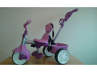 Little tikes 4 in 1 Trike purple - push bike for toddlers - tricycle