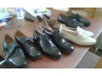 5 pairs of Men's shoes