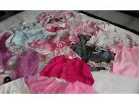 3-6 m baby girls bundle