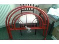 Child bed frame only