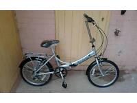 Brand new mizani folding bike