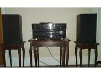 Superb Marantz CD Hi-Fi System