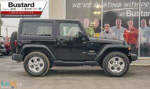 2015 Jeep Wrangler Sahara/MANUAL/ NAVIGATION/  HARDTOP Kitchener / Waterloo Kitchener Area image 5