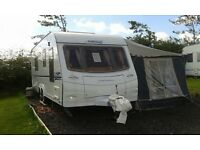 Coachman Laser 640/4 berth twin axle caravan