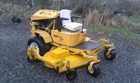 Great dane CHD zero turn mower.