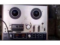 Akia reel to reel tape player/recorder