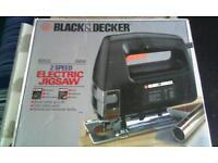 Black & Decker Electric Jicsaw