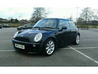 Mini Cooper, long MOT