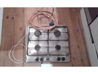 LPG Stoves hob with hose and butane connector