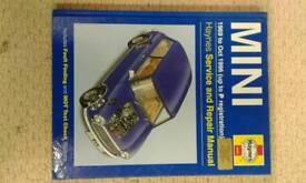 Mini classic Haynes service manual