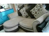 New ex showroom dfs modular corner sofa delivery free