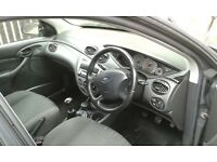 Ford focus non runner