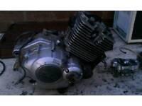 Suzuki 125cc engine spare and repair