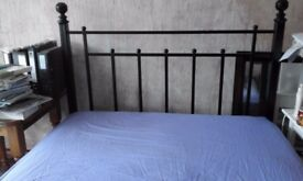 Cast Iron Bedstead