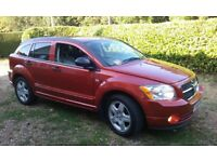 Dodge Caliber 2.0 CRD SXT Manual .