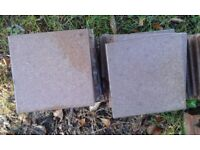QUARRY TILES approx 100 used