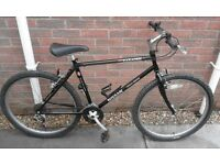 Saracen Nissan Special Edition Mountain Bike Bicycle