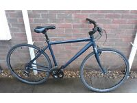 Claud Butler 6061 Aluminium Frame Hybrid City Commuter Trekking Bike Bcycle
