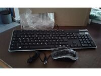 New medion keyboard and mouse