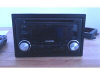 Kenwwood Double Din Car Stereo