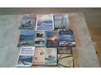 Sailing/Yachting/Maritime books