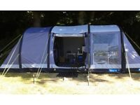 HAYLING 4 AIR TENT and AIR VESTIBULE