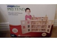 Universe of Imagination Pretend Dolls House