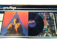 The Police – Zenyatta Mondatta, VG, released on A&M Records in 1980.