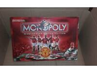 Monopoly Manchester United Edition 1999