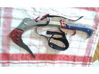 ice/dry tooling axe , unused