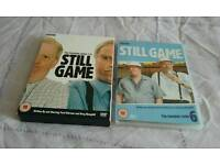 Still game dvds