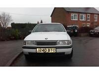 Vauxhall cavalier 1.8gl 1991