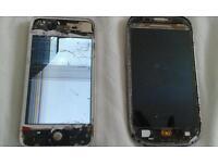 Iphone & samsung phones