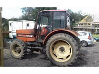 Tractor Zetor 7540e 4wd year - 1996