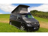 VW Transporter/camper one owner from new well maintained to the highest standards