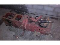 International 956 xl 4wd gear box