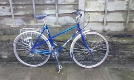 Nigel Dean TOUR ACE Reynolds 531st touring bike - tourer 531 mixte ladies womens unisex