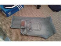 Paul Smith jeans waist 30 leg 32