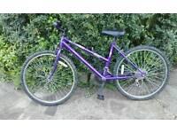 Lady's 'Universal' 10 speed bike