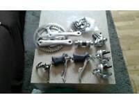Shimano dura ace 7700 full groupset