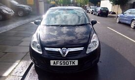 VAUXHALL CORSA 1.4 AUTOMATIC LONG MOT PX WELCOME