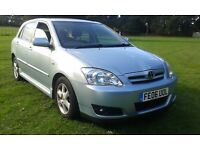 2006 TOYOTA COROLLA T3 D4D LOW MILEAGE